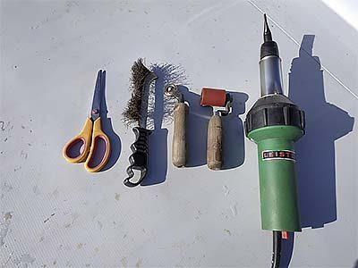 Ручные инструменты Leister